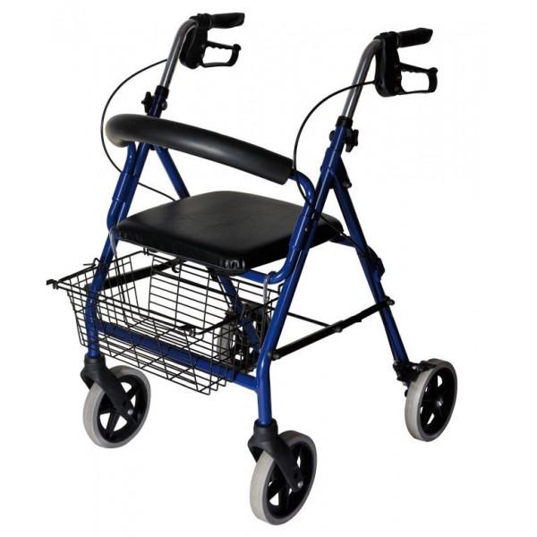 Deambulatore Rollator per anziani...